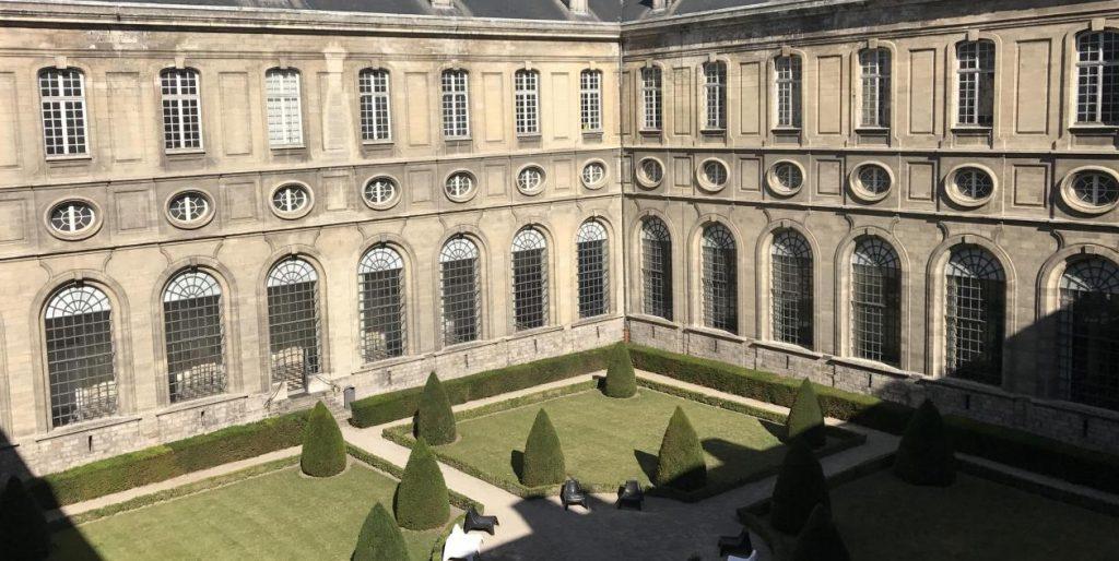 Abbaye Arras hôtel de luxe