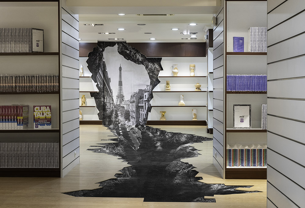 Galleria Continua: Exposition JR - Minute Luxe Magazine