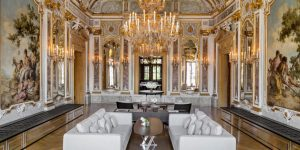 Hotel palace italien luxe