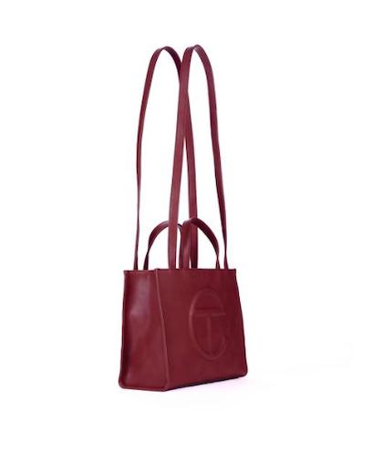 Shopping Bag by Telfar Rouge