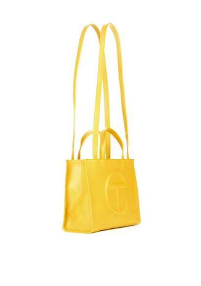 Shopping Bag by Telfar jaune
