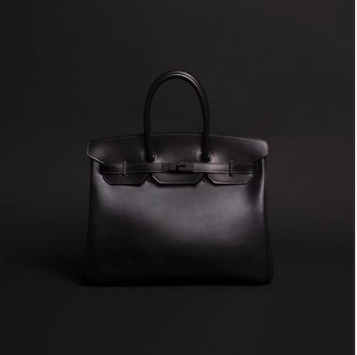 Hermes Birkin Noir