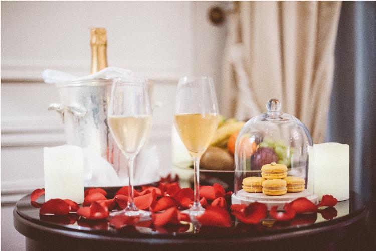 Plats a emporter saint valentin chef étoilé - Minute Luxe