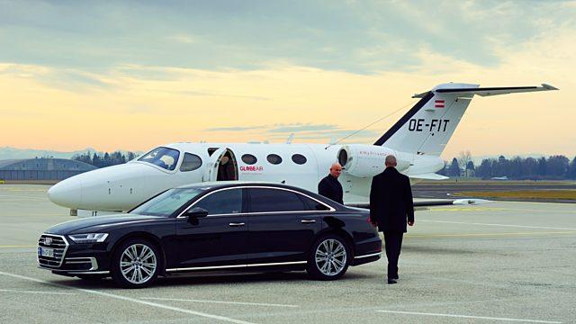 Service de limousine