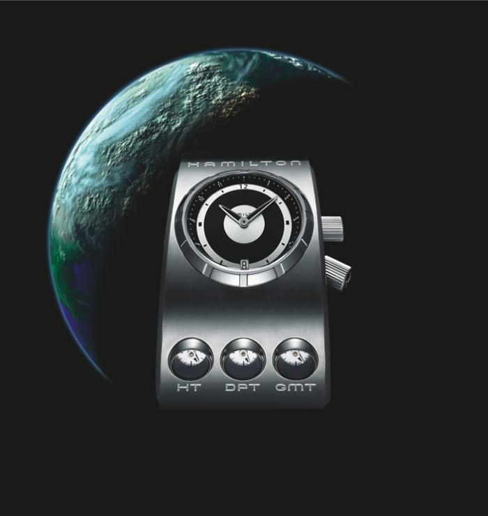 Montre Stanley Kubrick - Minute Luxe