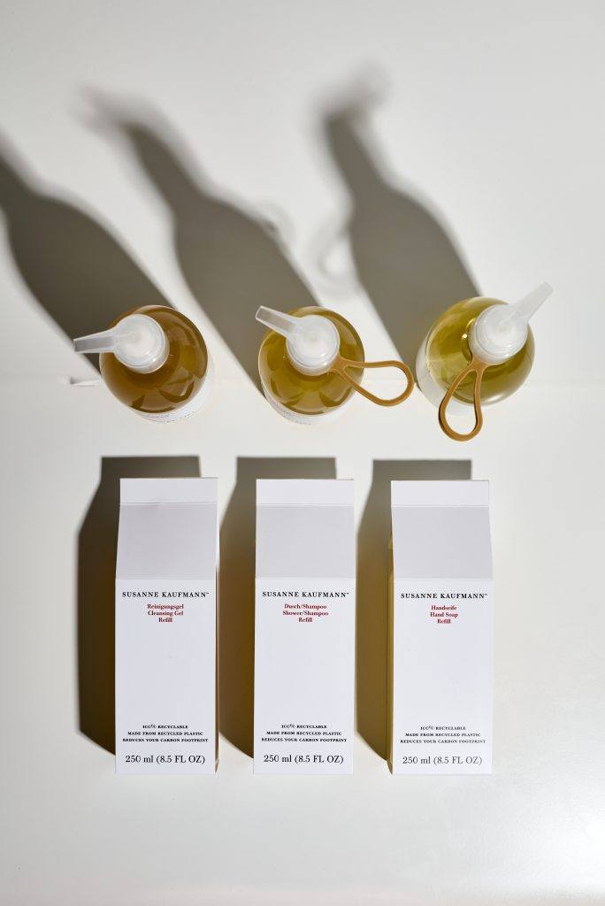 3 savons de luxe Susanne Kaufmann