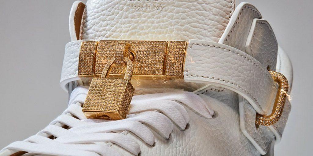 Sneakers de luxe - Minute Luxe Magazine