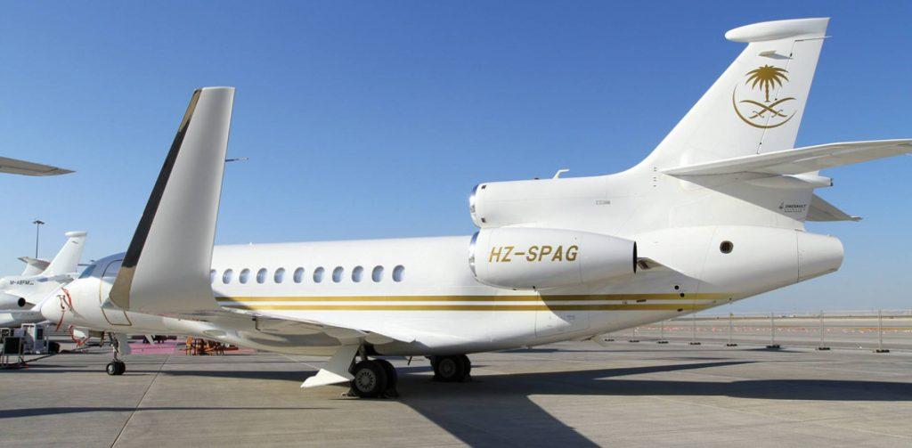 Saoudi Private Aviation - Minute Luxe Magazine