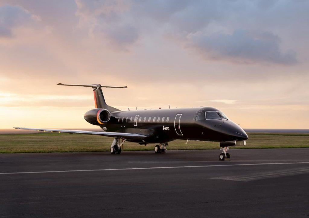 Aero Jet - Minute Luxe Magazine