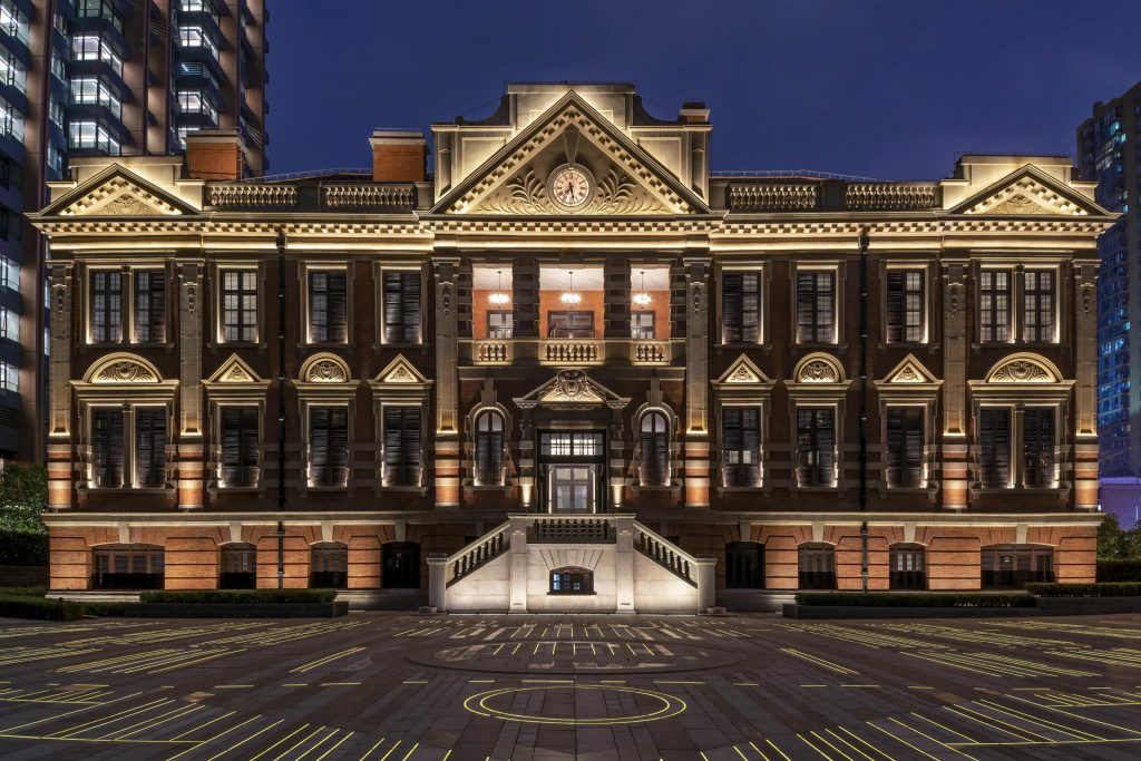 hotel bvlgari de milan exterieur hotel de luxe