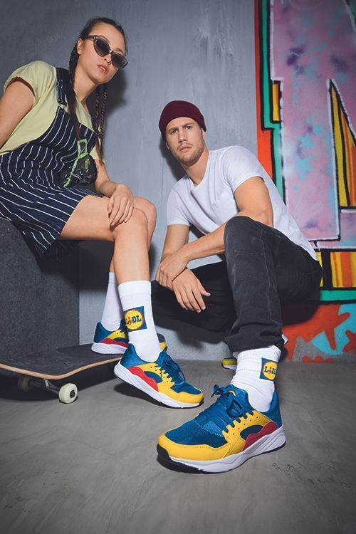 Lidl Sneakers - Minute Luxe Magazine