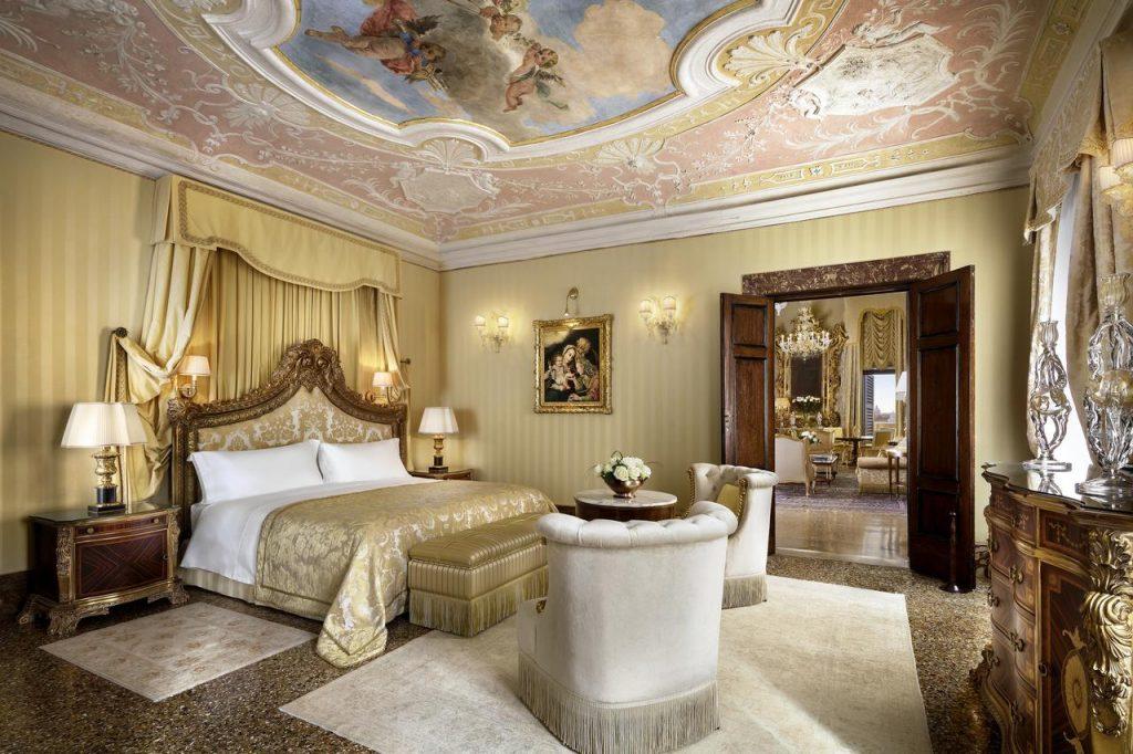 chambre double de luxe danieli venice