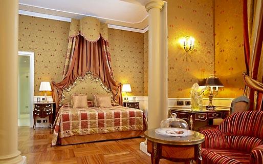 Grand hotel majestic italien luxe