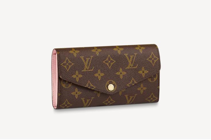 Portefeuille LV à monogramme Mode abordable de luxe