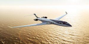 G700 Gulfstream avion vol privé jet privé
