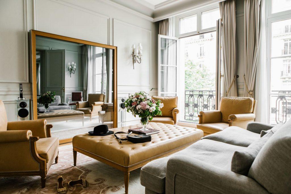 Salon suite royal monceau