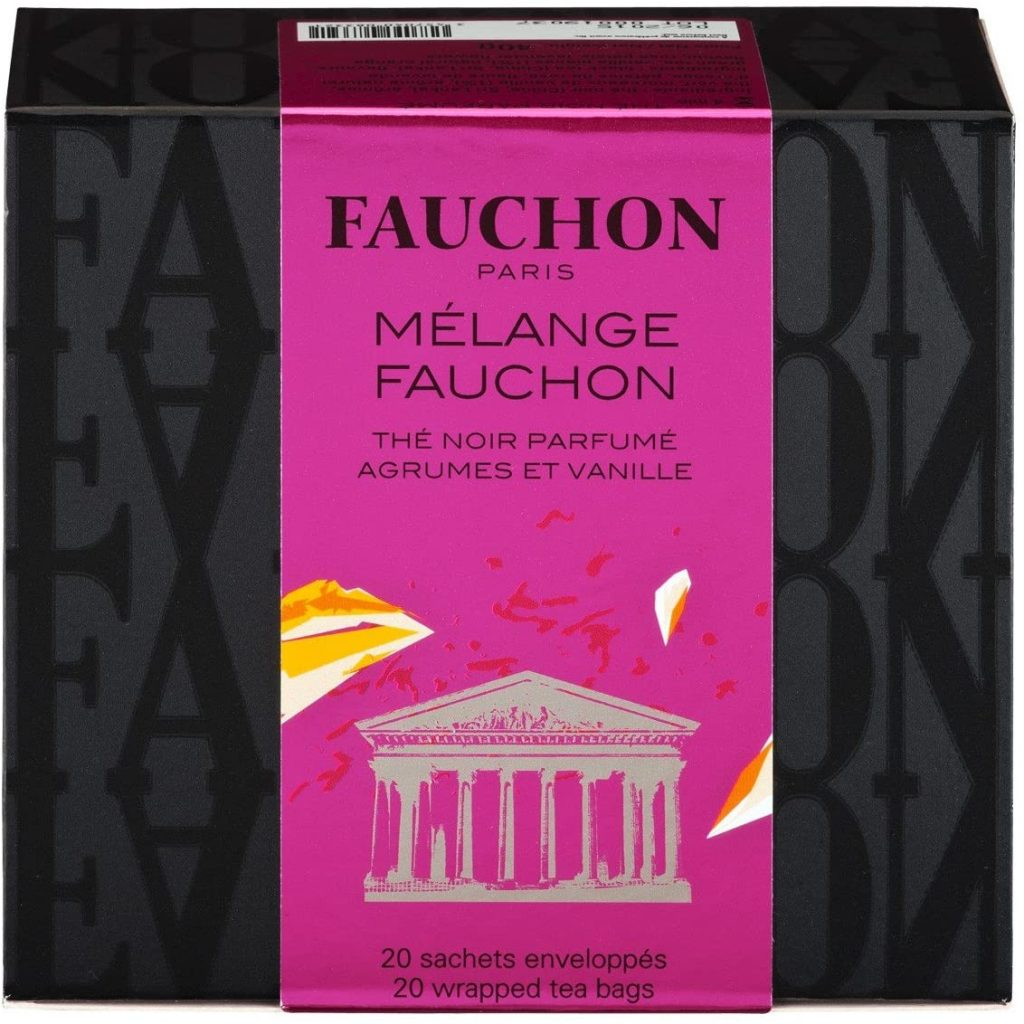 Thé Fauchon - Minute Luxe