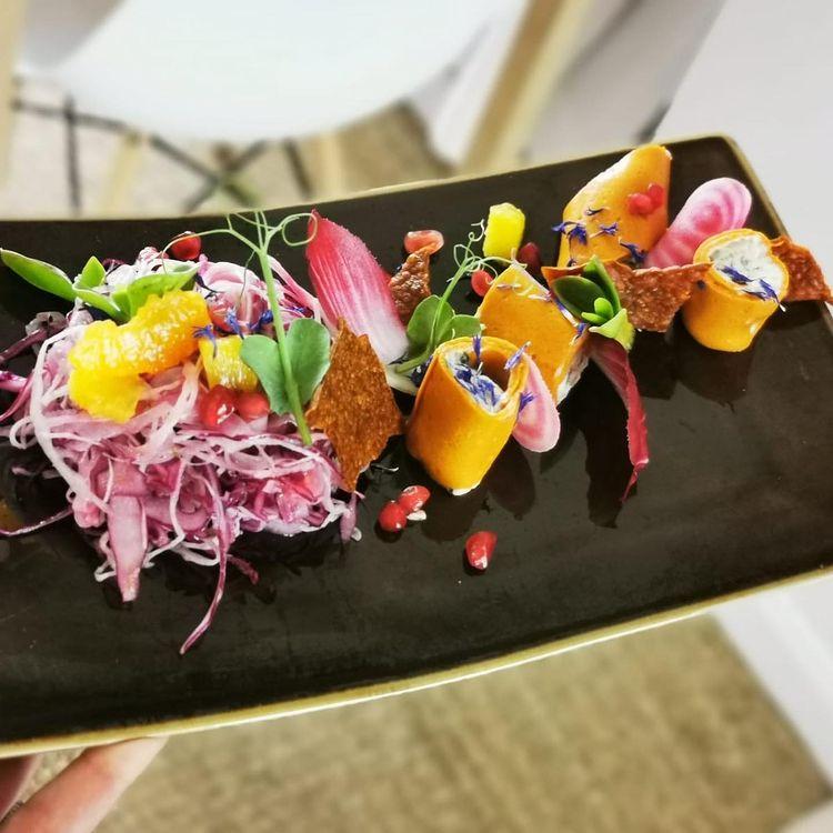 Restaurant gastronomie vegetalienne vegan michelin