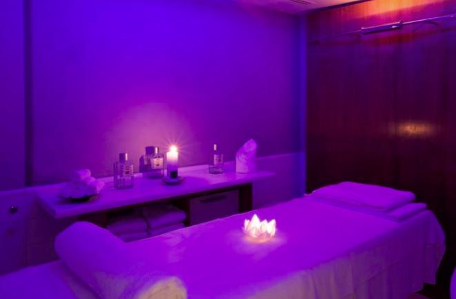 Cercle Delacre Massage - Minute Luxe