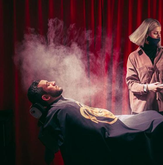 Le Barbier des Voyageurs - Minute Luxe