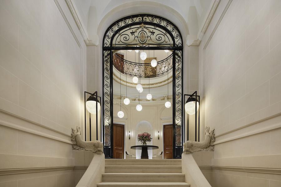 Hotel Villeroy_Paris entrée