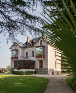 Musée Christian Dior vue de l'extérieur