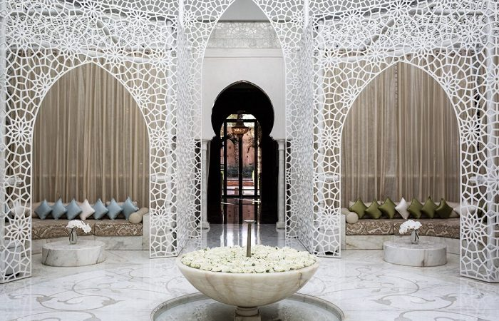 Royal Mansour - Minute Luxe