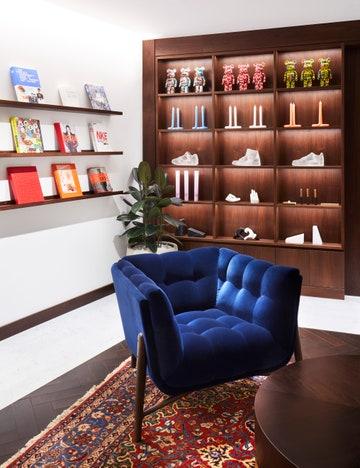 Bibliothèque Keith - Minute Luxe