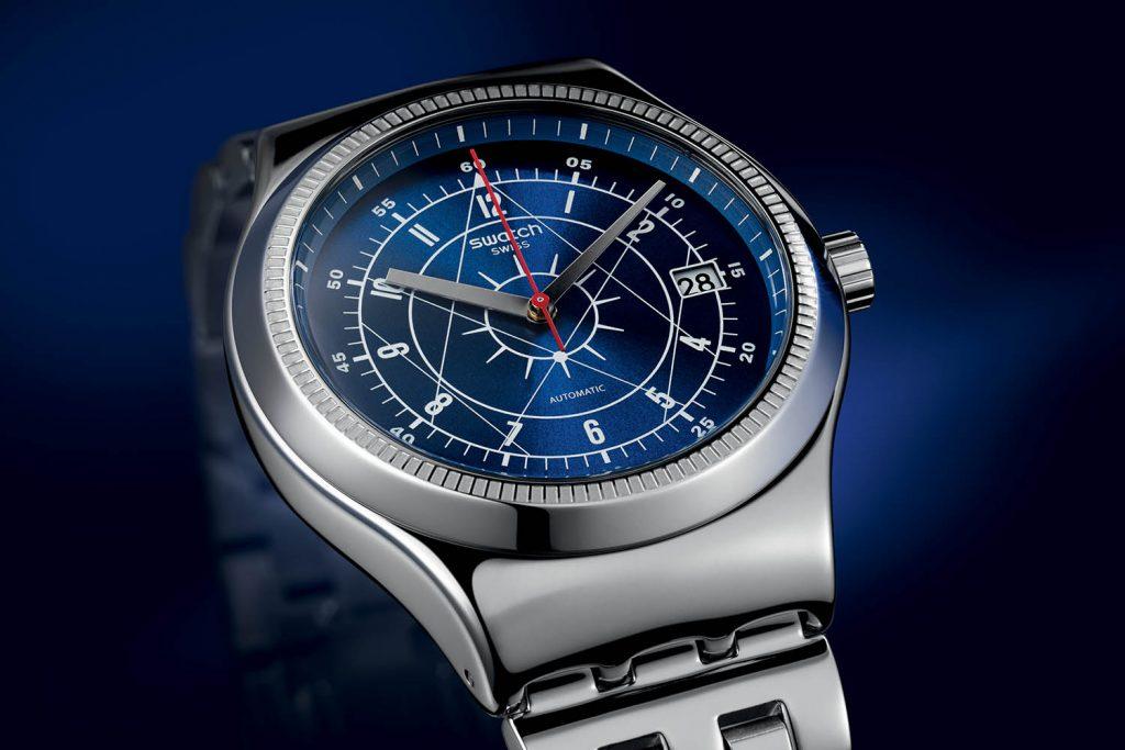 Swatch swatch sistem51 irony luxe actualités actu nouveautés