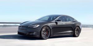 Tesla Grise