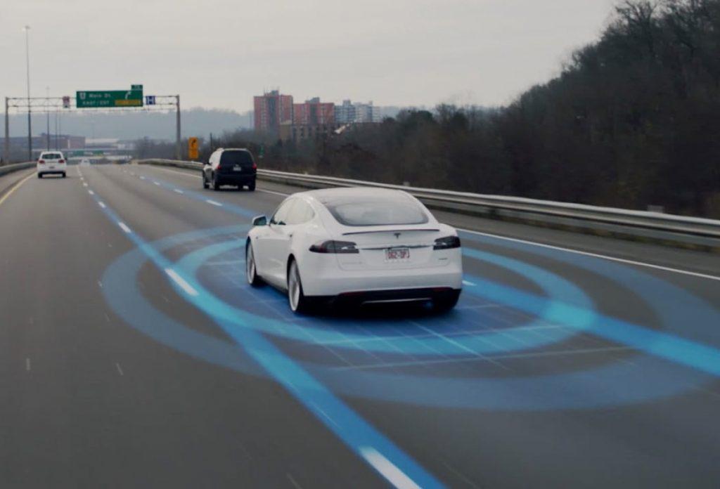 Radar Tesla