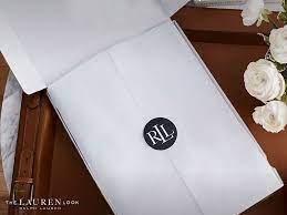 Emballage Ralph Lauren - Minute Luxe
