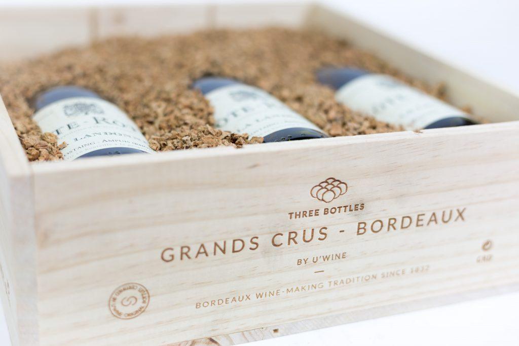 Grands crus Bordeaux vins