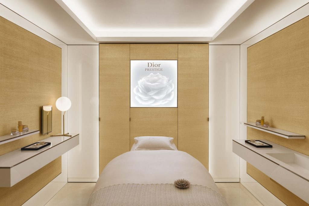 L'institut Dior du Plaza Athénée - Minute Luxe - Minute Luxe