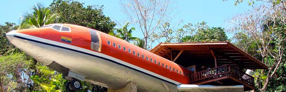 Avion réaménagé - Minute Luxe