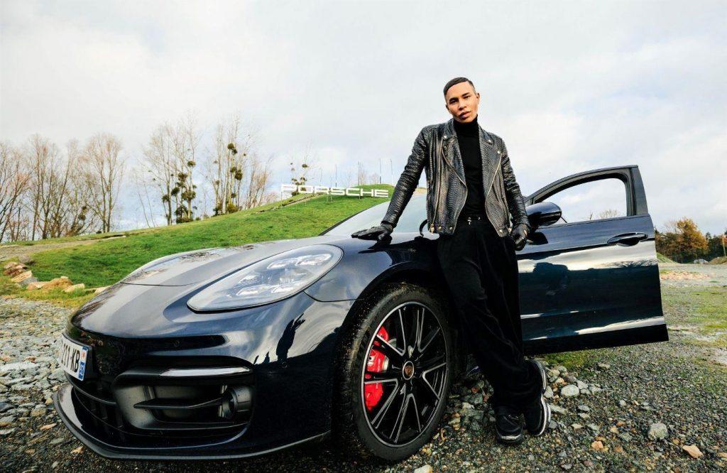 Porsche x Balmain - Minute Luxe