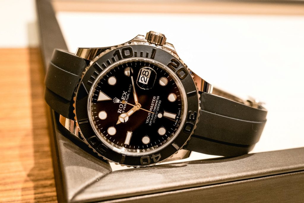 Rolex Yacht Master - Minute Luxe