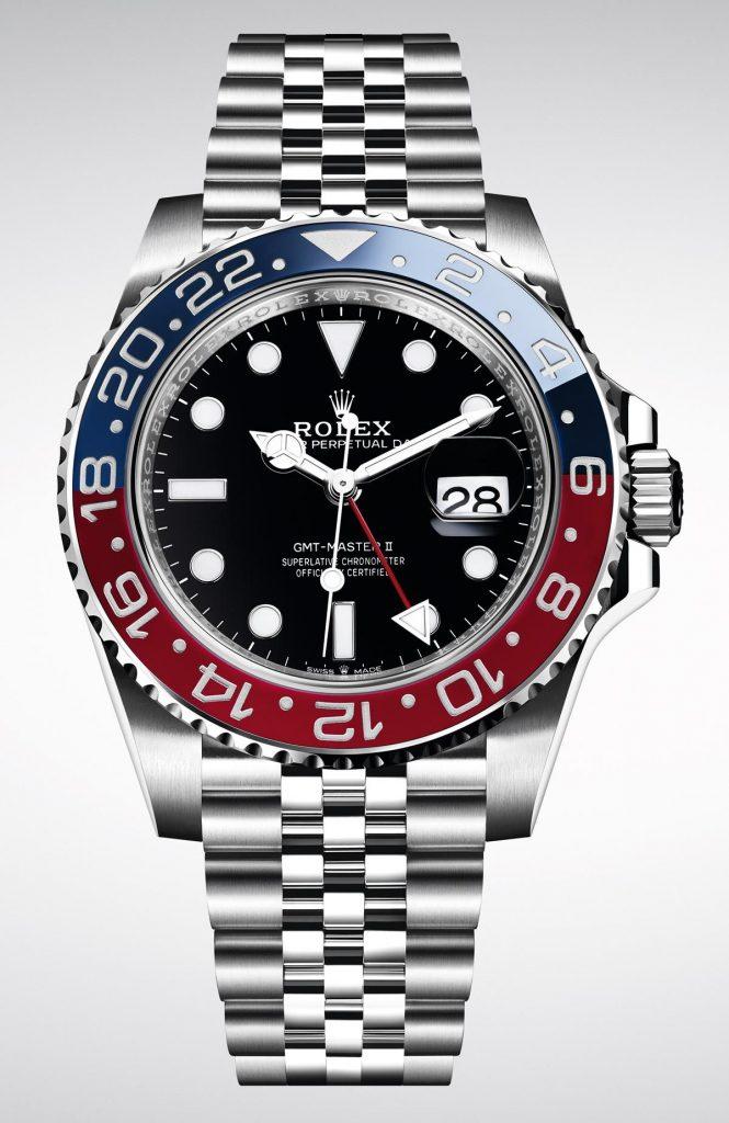 Rolex GMT master II - Minute Luxe