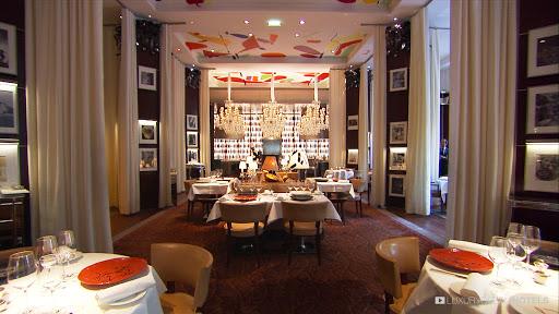 Design tables starck royal monceau
