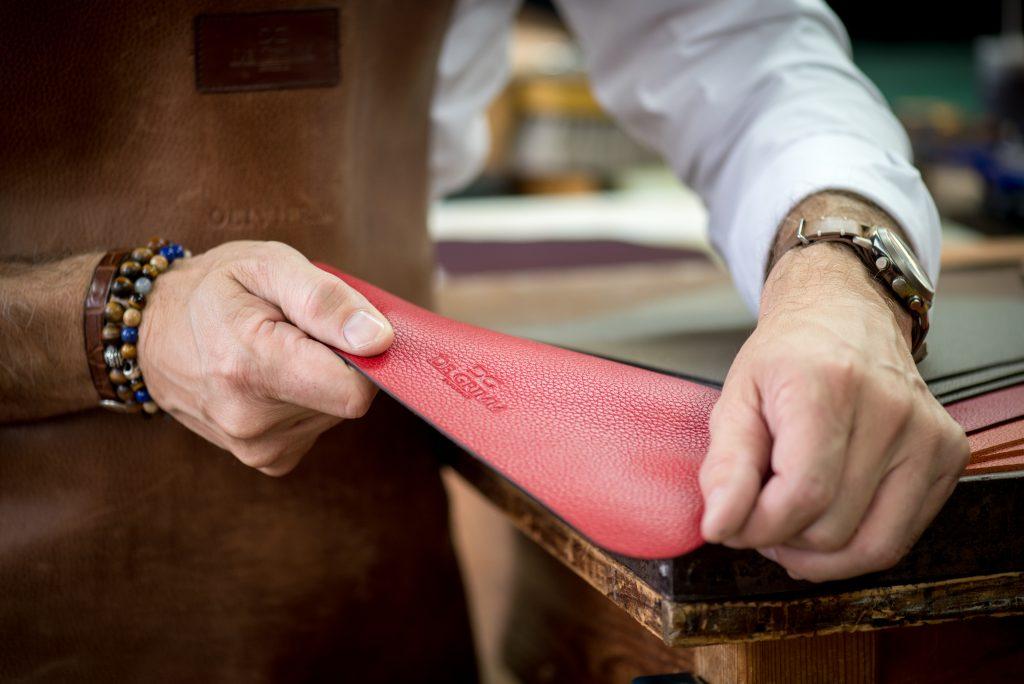 Ateliers de Grimm Bordeaux sacs de luxe fait main cuir