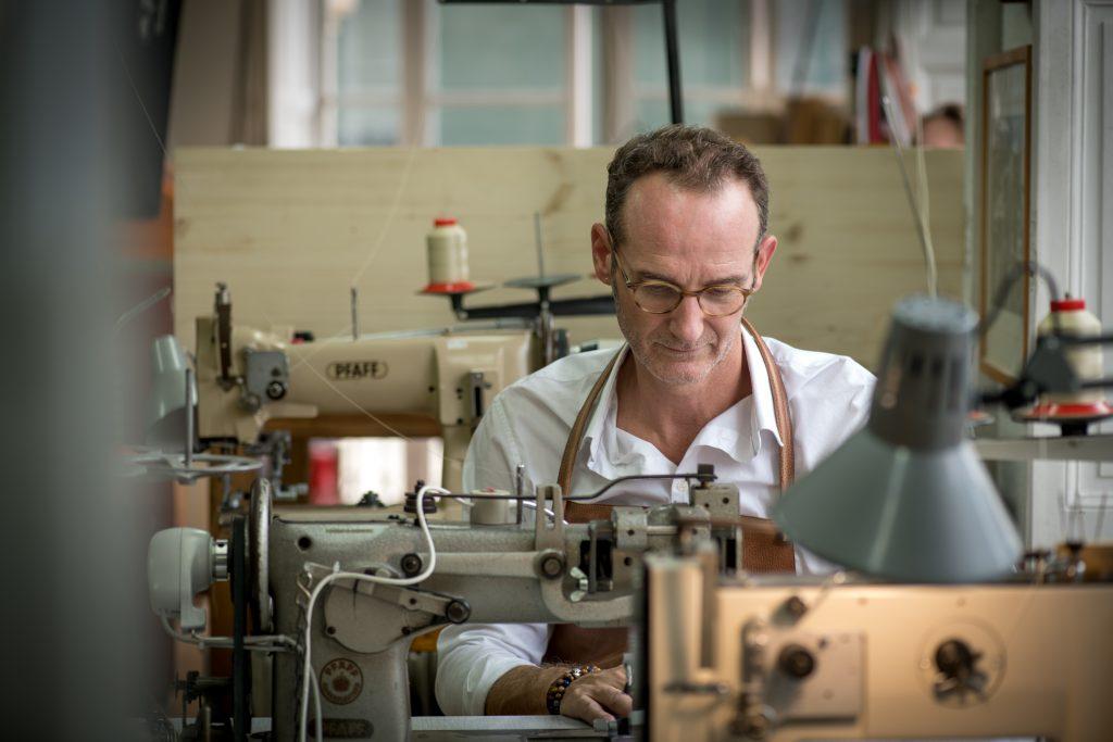 Ateliers de Grimm Bordeaux sacs de luxe fait main