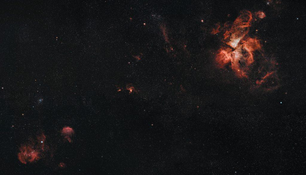 Astronomie Carina Stellina Vaonis télescope luxe