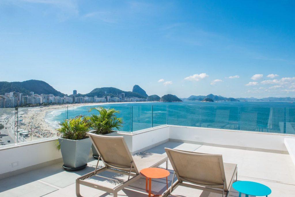 AirBnB de Luxe à Rio Copacabana - Minute Luxe Magazine