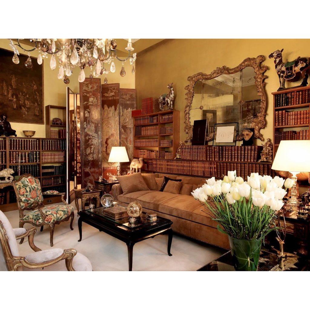 Appartement Gabrielle Chanel paris visite enchères tajain cop1 association
