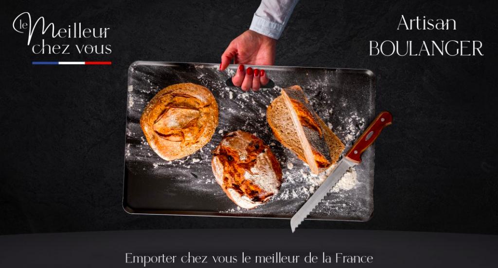 Le meilleur chez vous restaurants pain boulangerie