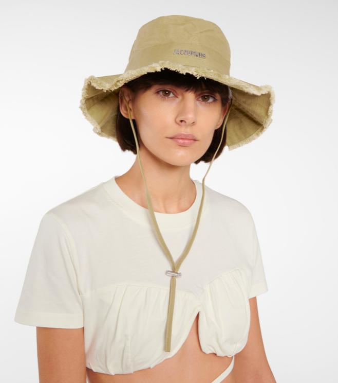 idée cadeaux fête des mères 2021 chapeau jacquemus luxe Jane boy gucci