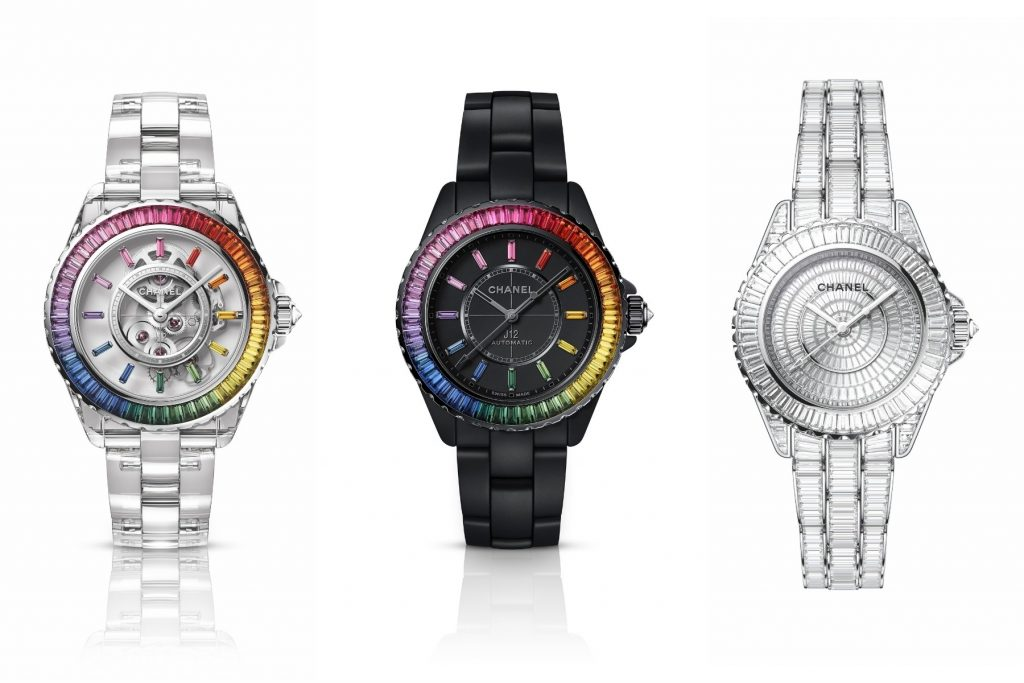 montres de luxe Collection Chanel Electro J12 - Minute Luxe Magazine