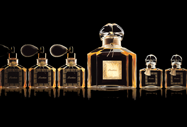 Guerlain custom fragrance luxe créer son parfum sur mesure