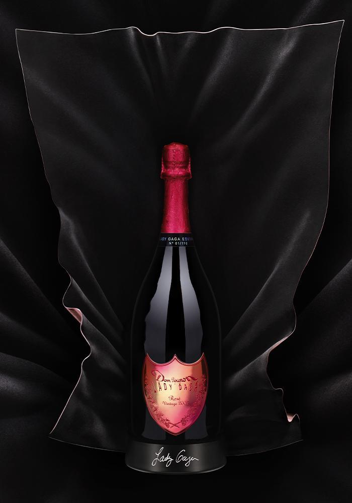 Champagne Luxe Lady Gaga Dom perignon