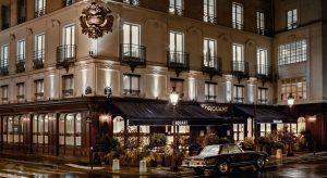 Restaurant Le Drouant en Livraison - Minute Luxe Paris